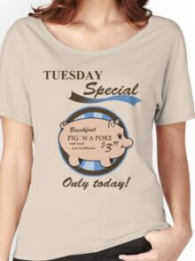 Supernatural - Pig 'n a poke Women's Relaxed Fit T-Shirt