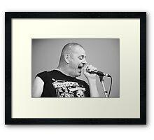 Chris Wilson Framed Print