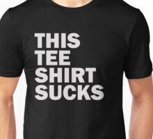 This Tee Shirt Sucks Unisex T-Shirt