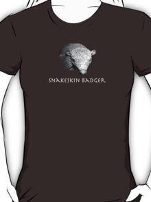 Snakeskin Badger T-Shirt