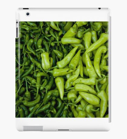 Chili Peppers iPad Case/Skin
