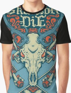 Skate or Die Graphic T-Shirt