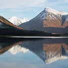 Loch Etive by Tony Steel