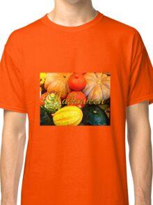Halloween Pumpkins Classic T-Shirt