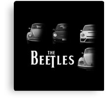 The BeeTLes  Canvas Print