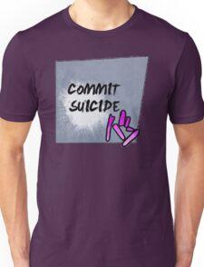 JoJo's Bizarre Adventure Part IV:  Heaven's Door - Commit Suicide Unisex T-Shirt