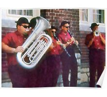Oompah Band Poster