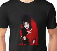 Lydia Deetz - black Unisex T-Shirt