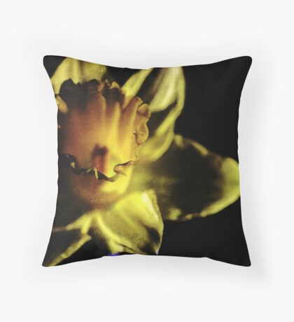 Adulterated Daf Throw Pillow
