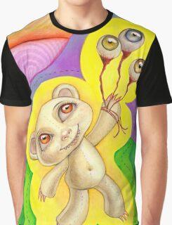 Eyeball Graphic T-Shirt