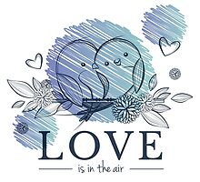 Love is in the air by alee7spain