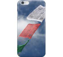 Prayer Flags iPhone Case iPhone Case/Skin
