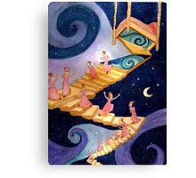 Twelve Dancing Princesses  Canvas Print