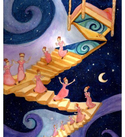Twelve Dancing Princesses  Sticker
