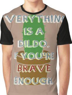 Bravery Graphic T-Shirt