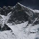 Lhotse iPhone Case by Jan Vinclair