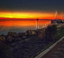 Sunrise Impression by Noble Upchurch