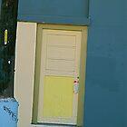 Kooky Crooked Door by Jane Underwood