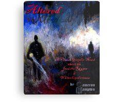 Altered, Final Cover Design Metal Print