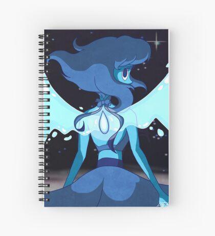 Ocean Gem Spiral Notebook