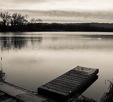 Jeti by the lake. by Josh Spacagna
