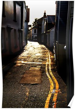 Back Street by timpr