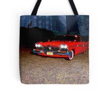 "Plymouth 1958 ""Christine"" Tote Bag"