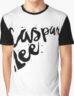 Caspar Lee - Logo Graphic T-Shirt