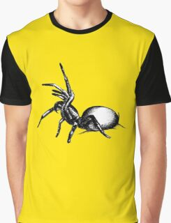 Sydney Funnel Web Spider Graphic T-Shirt