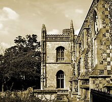 St. Michaels Church, Beccles by KatDoodling