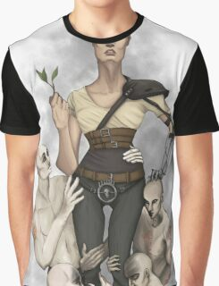 Wasteland Devotional Graphic T-Shirt