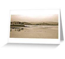 Still Estuary  Greeting Card