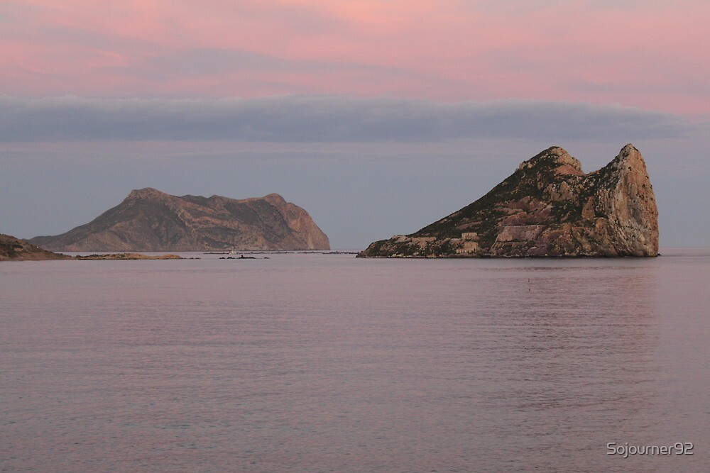 Spanish Island by Sojourner92