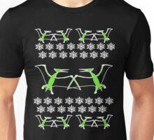 Badass Pterodactyl Ugly Christmas Sweater Shirt Tee Unisex T-Shirt