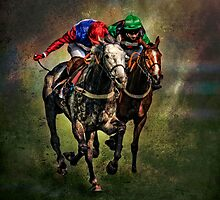 The Race by Tarrby
