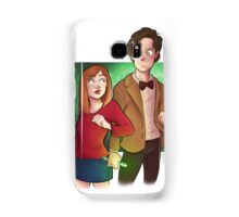 11th and Amy Samsung Galaxy Case/Skin