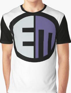 Elongated Man Logo                                                  Graphic T-Shirt