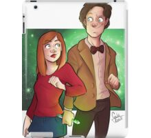 11th and Amy iPad Case/Skin