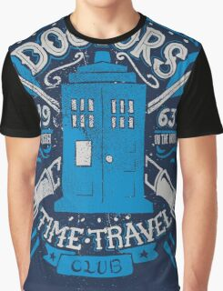 Doctors time travel club Graphic T-Shirt