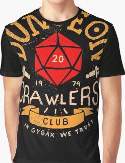Dungeon Crawlers Club Graphic T-Shirt