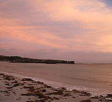 Sunset - Hanson Bay by Brndimage