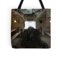 Below decks Tote Bag