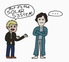But it's the Solar System, Sherlock by SevLovesLily