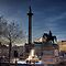 Trafalgar square in the morning 2 by NeilAlderney