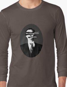 God Save The Queen, Mycroft #2 Long Sleeve T-Shirt