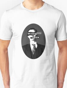 God Save The Queen, Mycroft #2 Unisex T-Shirt