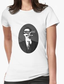 God Save The Queen, Mycroft #2 Womens Fitted T-Shirt