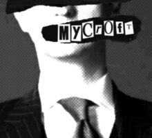 God Save The Queen, Mycroft #2 Sticker