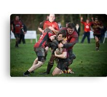 Try! Canvas Print