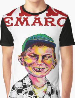 Mac Demarco HQ Cartoon Graphic T-Shirt